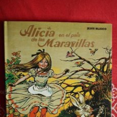 Tebeos: ALICIA EN EL PAÍS DE LAS MARAVILLAS. CUTO EDITIONS, 1984. JESUS BLASCO. DEDICATORIA DEL AUTOR. NUEVO. Lote 92871140