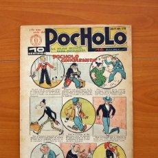 Tebeos: POCHOLO - Nº 179, POCHOLO CONGRESITA - EDITORIAL S. VIVES 1930 - TAMAÑO 30X20 CM.. Lote 113454455