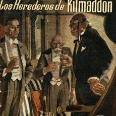 Tebeos: CUADERNOS ILUSTRADOS DE SUCESOS-3: LOS HEREDEROS DE KILMADDON (ESPEJO, 1953) . Lote 113462503