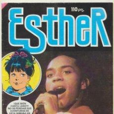 BDs: ESTHER Nº 117. BUGUERA. CONTIENE POSTER CENTRAL DE ANA BELÉN... Lote 114794604