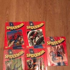 Tebeos: LOTE 5 COMIC SPIDERMAN PLANETA DE AGOSTINI MARVEL COMICS Nº 1, 2 Y 3 ,4,5. Lote 115104410