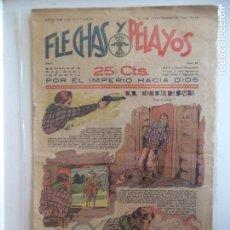 Tebeos: FLECHAS Y PELAYOS Nº49 DEL 5 DE NOVIEMBRE 1939. Lote 115209215