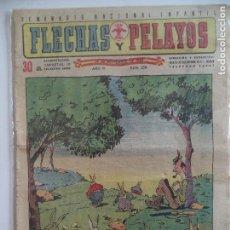 Tebeos: FLECHAS Y PELAYOS Nº 258 DEL 14 NOVIEMBRE. Lote 115212647