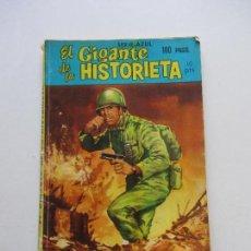 Tebeos: GIGANTE DE LA HISTORIETA, EL (1961, MANHATTAN) -SERIE AZUL- 4 · X-1961 ETEX. Lote 115469543