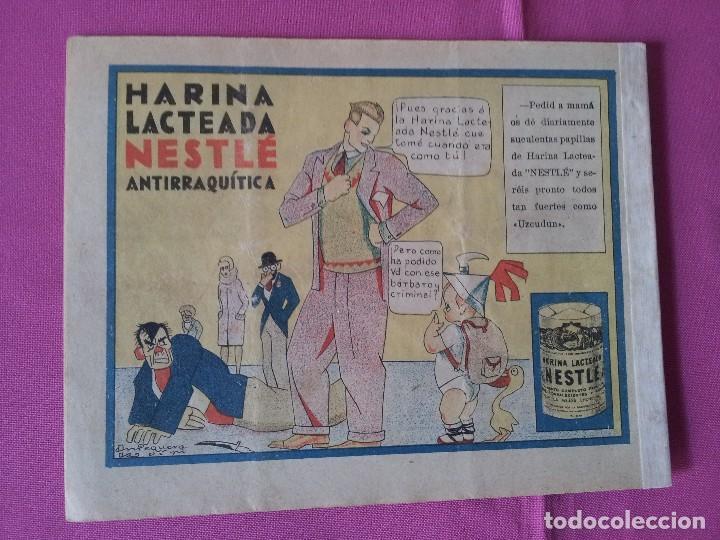 Tebeos: MANOLIN - REVISTA INFANTIL QUINCENAL - AÑO 1 NÚM 20 - 1 DICIEMBRE 1928 - Foto 2 - 115612487