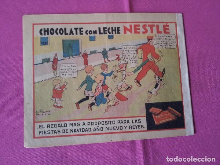 Tebeos: MANOLIN - REVISTA INFANTIL QUINCENAL - AÑO 2 NÚM 22 - 1 ENERO 1929 - Foto 2 - 115612755