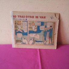 Tebeos: MANOLIN - REVISTA INFANTIL QUINCENAL - AÑO 2 NÚM 26 - 1 MARZO 1929. Lote 115613227