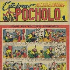 Tebeos: POCHOLO Nº 49. Lote 116110291