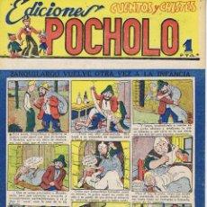 Tebeos: POCHOLO Nº 58. Lote 116110707