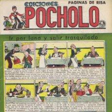 Tebeos: POCHOLO S/N. Lote 116112439