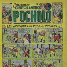 Tebeos: POCHOLO S/N. Lote 116114355