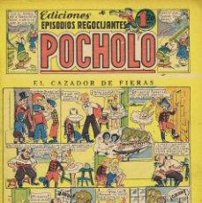 Tebeos: POCHOLO Nº 64. Lote 116114723