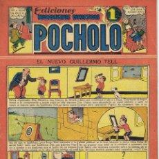 Tebeos: POCHOLO Nº 66. Lote 116114935