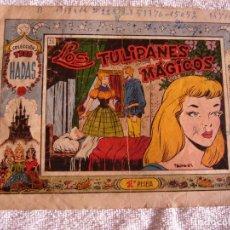 Tebeos: TRES HADAS N° 26 , LOS TULIPANES MAGICOS. Lote 116700855