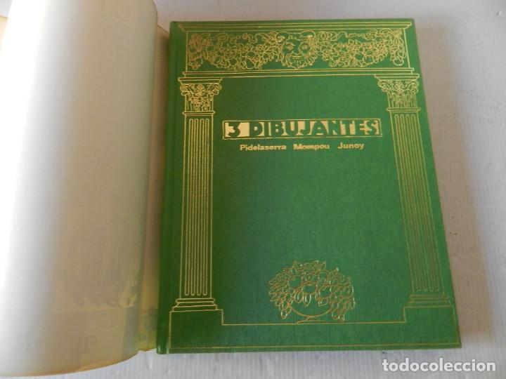Tebeos: GRANDES DIBUJANTES 3 DIBUJANTES: PIDELASERRA, MOMPOU, JUNOY - Foto 2 - 118370903