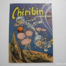 Tebeos: CHIRIBIN AÑO IV 1964 N. 54. Lote 118401943