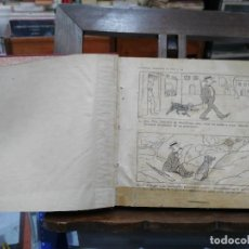 Tebeos: TITO Y TIF - FANTÁSTICAS AVENTURAS DE TITO Y TIF, AÑO 1915 - 1 TOMO, ORIGINAL Y COLECCIÓN COMPLETA. Lote 118932775