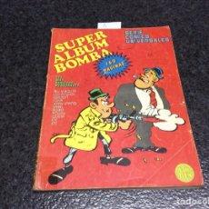 Tebeos: SUPER ALBUM BOMBA Nº 5 - TOMO RECOPILATORIO DE SPIROU. Lote 119037491