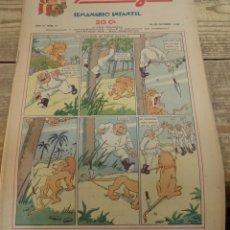 Tebeos: PELAYOS - 30 OCTUBRE 1938 Nº 97 AÑO III. Lote 119251035