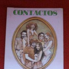 Tebeos: CONTACTOS - EL JUEVES- SUPLEMENTO MENSUAL. Lote 120013335