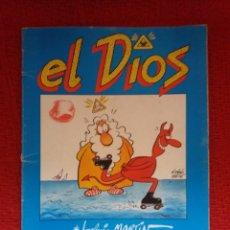 Tebeos: EL DIOS SUPLEMENTO MENSUAL - EL JUEVES-. Lote 120013519