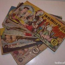 Tebeos: LOTE DE 12... TBOS-COMICS...JORGE Y FERNANDO.. Lote 120019879