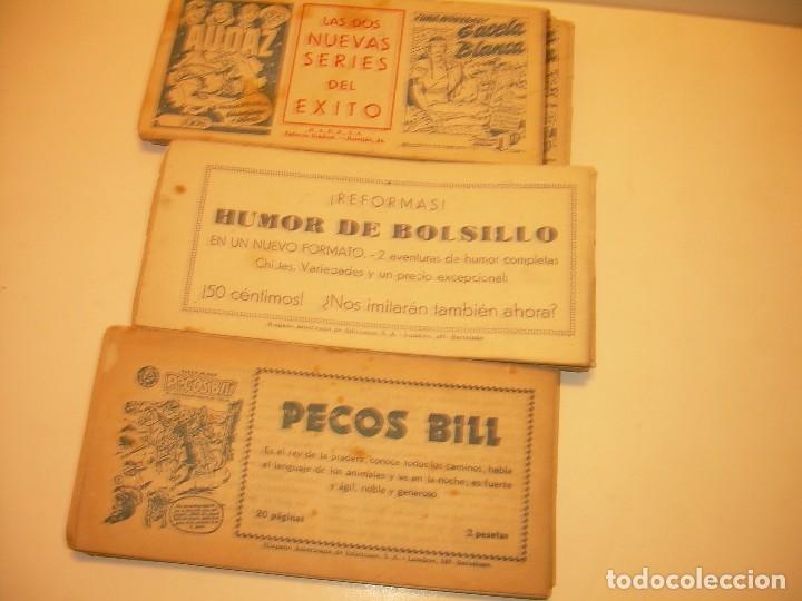 Tebeos: LOTE DE 12... TBOS-COMICS...JORGE Y FERNANDO. - Foto 6 - 120019879