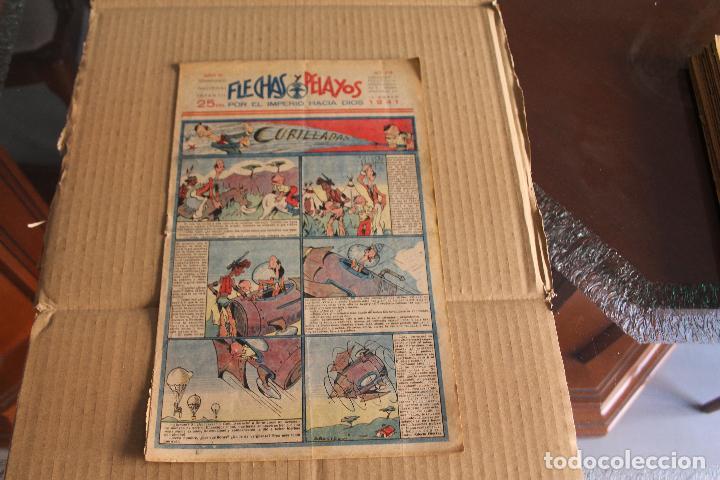 FLECHAS Y PELAYOS Nº 119 (Tebeos y Comics - Tebeos Clásicos (Hasta 1.939))