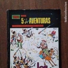 Tebeos: TOMO 5 AVENTURAS LOS GUERRILLEROS LA TRINCA. Lote 121504239