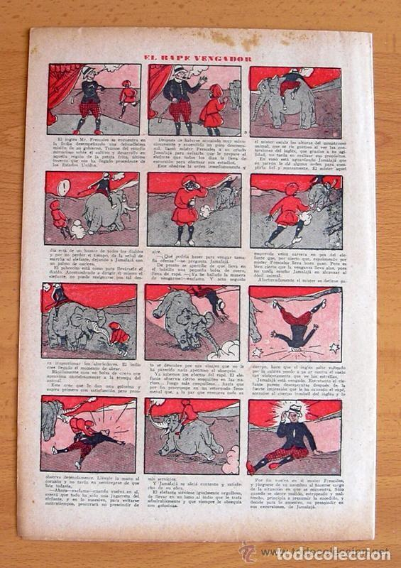 Tebeos: La alegria infantil nº 24 - Editorial Gato Negro 1922 - Foto 2 - 121578903