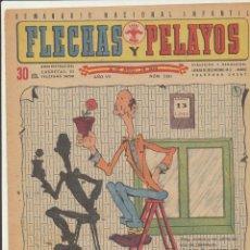 Tebeos: FLECHAS Y PELAYOS Nº 280. FE Y JONS 1938. Lote 121833090