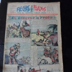 Tebeos: FLECHAS Y PELAYOS Nº 131 SEMANARIO NACIONAL INFANTIL 1941. Lote 122315851