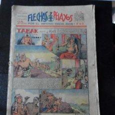 Tebeos: FLECHAS Y PELAYOS Nº 72 SEMANARIO NACIONAL INFANTIL 1941. Lote 122317963