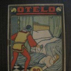 Tebeos: OTELO - COMIC- COLECCION GRAFICA AVENTURAS Y VIAJES - EDITORIAL MERCURIO -VER FOTOS- (V-14.627). Lote 122587747
