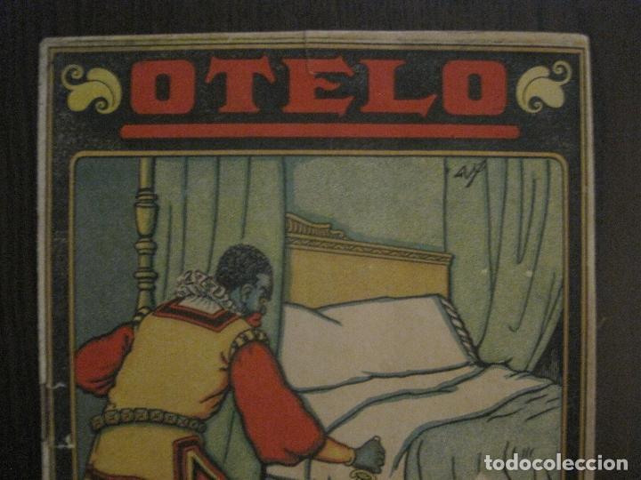 Tebeos: OTELO - COMIC- COLECCION GRAFICA AVENTURAS Y VIAJES - EDITORIAL MERCURIO -VER FOTOS- (V-14.627) - Foto 2 - 122587747
