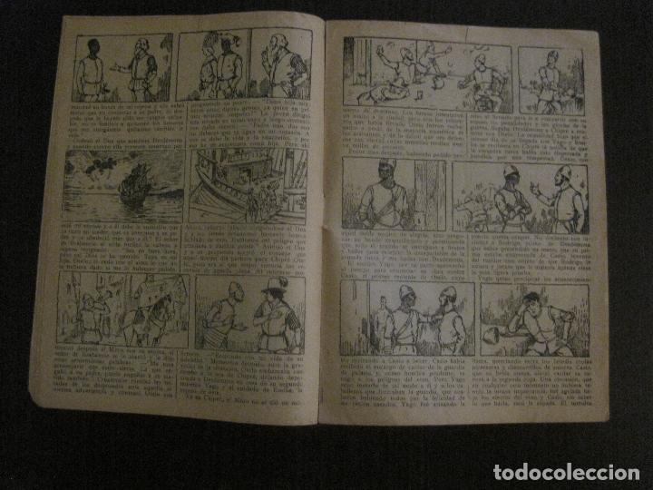 Tebeos: OTELO - COMIC- COLECCION GRAFICA AVENTURAS Y VIAJES - EDITORIAL MERCURIO -VER FOTOS- (V-14.627) - Foto 7 - 122587747