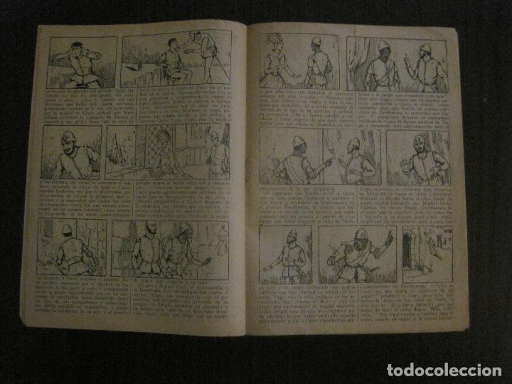 Tebeos: OTELO - COMIC- COLECCION GRAFICA AVENTURAS Y VIAJES - EDITORIAL MERCURIO -VER FOTOS- (V-14.627) - Foto 8 - 122587747