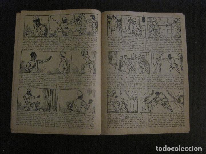 Tebeos: OTELO - COMIC- COLECCION GRAFICA AVENTURAS Y VIAJES - EDITORIAL MERCURIO -VER FOTOS- (V-14.627) - Foto 11 - 122587747