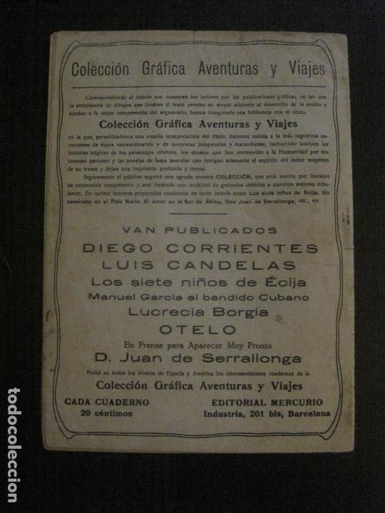 Tebeos: OTELO - COMIC- COLECCION GRAFICA AVENTURAS Y VIAJES - EDITORIAL MERCURIO -VER FOTOS- (V-14.627) - Foto 13 - 122587747