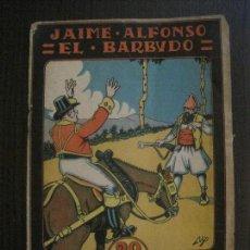 Tebeos: JAIME ALFONSO EL BARBUDO- COMIC- GRAFICA AVENTURAS Y VIAJES -EDITORIAL MERCURIO-VER FOTOS-(V-14.629). Lote 122588411