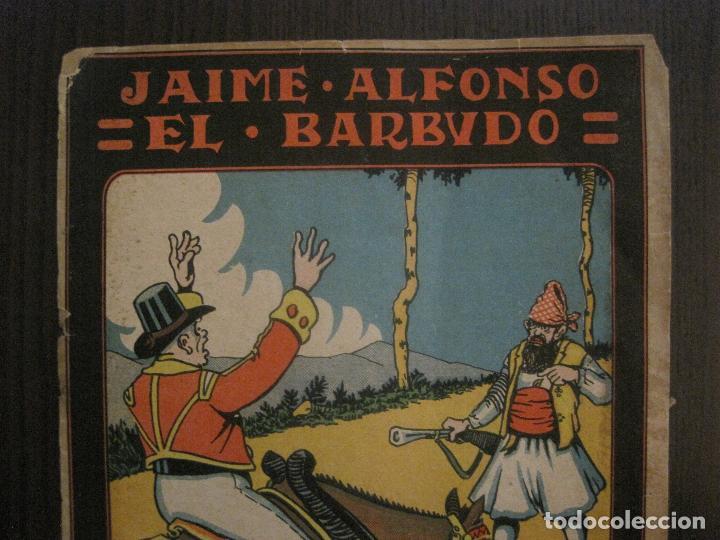 Tebeos: JAIME ALFONSO EL BARBUDO- COMIC- GRAFICA AVENTURAS Y VIAJES -EDITORIAL MERCURIO-VER FOTOS-(V-14.629) - Foto 2 - 122588411