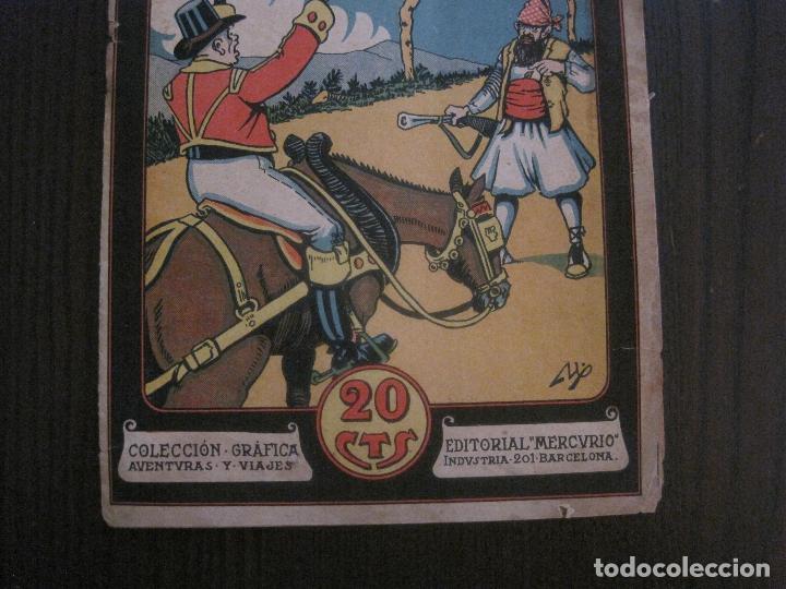 Tebeos: JAIME ALFONSO EL BARBUDO- COMIC- GRAFICA AVENTURAS Y VIAJES -EDITORIAL MERCURIO-VER FOTOS-(V-14.629) - Foto 3 - 122588411