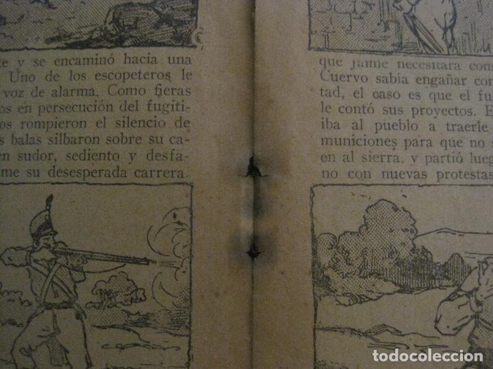 Tebeos: JAIME ALFONSO EL BARBUDO- COMIC- GRAFICA AVENTURAS Y VIAJES -EDITORIAL MERCURIO-VER FOTOS-(V-14.629) - Foto 10 - 122588411
