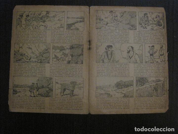 Tebeos: JAIME ALFONSO EL BARBUDO- COMIC- GRAFICA AVENTURAS Y VIAJES -EDITORIAL MERCURIO-VER FOTOS-(V-14.629) - Foto 11 - 122588411