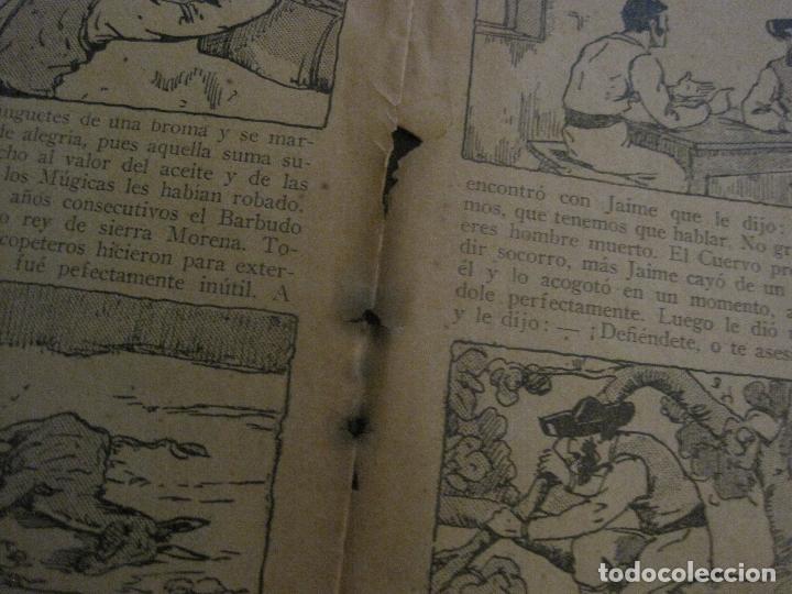 Tebeos: JAIME ALFONSO EL BARBUDO- COMIC- GRAFICA AVENTURAS Y VIAJES -EDITORIAL MERCURIO-VER FOTOS-(V-14.629) - Foto 16 - 122588411