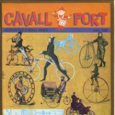 Tebeos: CAVALL FORT - Nº 526. Lote 125207027