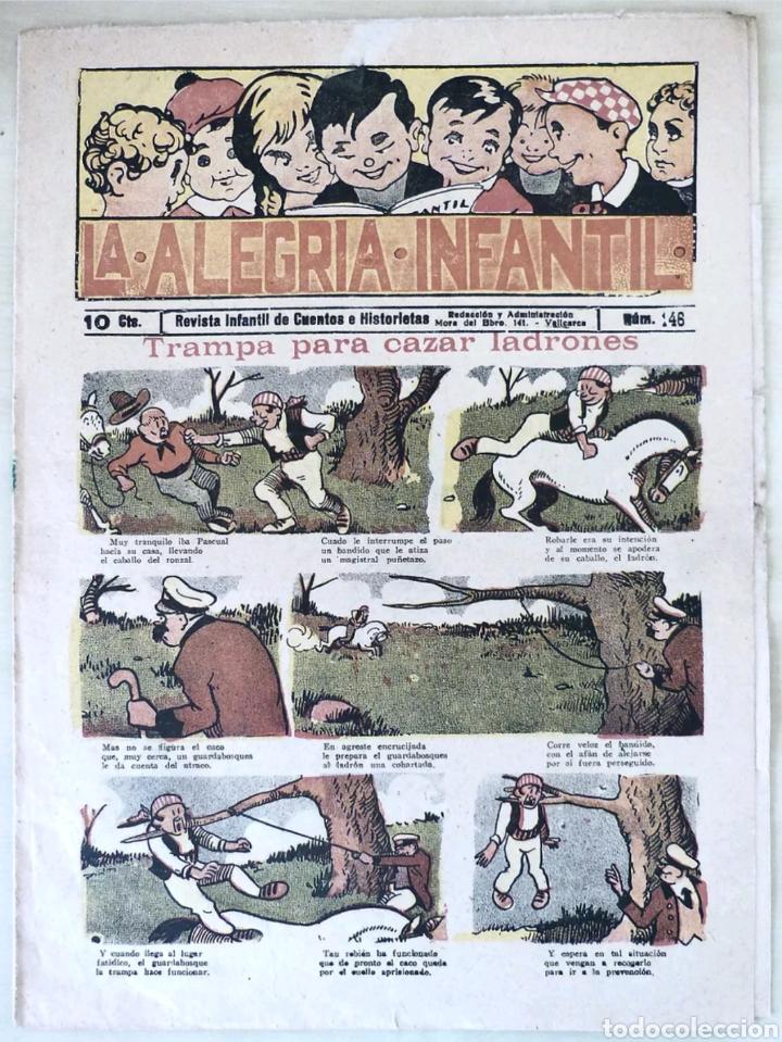 TEBEO N°146 EL GATO NEGRO 1930 (Tebeos y Comics - Tebeos Clásicos (Hasta 1.939))