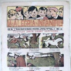 Tebeos: TEBEO N°146 EL GATO NEGRO 1930. Lote 125250400