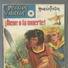 Tebeos: PRINCIPE VALIENTE: ILENE O LA MUERTE, 1959. EDITORIAL MATEU, BUEN ESTADO. Lote 126055575