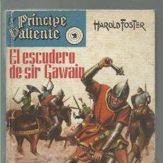 Tebeos: PRINCIPE VALIENTE: EL ESCUDERO DE SIR GAWAIN, 1959, EDITORIAL MATEU, BUEN ESTADO. Lote 126056031